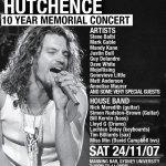 Michael Hutchence | 22 gennaio 1960 – 22 novembre 1997