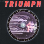 "3 novembre 1977 - esce ""Rock and Roll Machine"" dei Triumph"