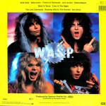 """9 novembre 1985 - esce """"The Last Command"""" dei W.A.S.P."""