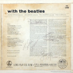 "22 novembre 1963 - esce ""With the Beatles"" dei Beatles"