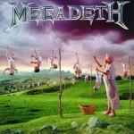 "1° novembre 1994 - esce ""Youthanasia"" dei Megadeth"