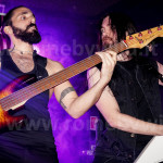 gli Ancient Bards si esibiscono al fianco di Embrace of Disharmony, Ivory Moon e Norhod @ Traffic - 27 11 2014