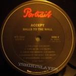 """5 dicembre 1983 - esce """"Balls to the Wall"""" degli Accept"""