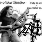 Chuck Schuldiner | 13 maggio 1967 – 13 dicembre 2001