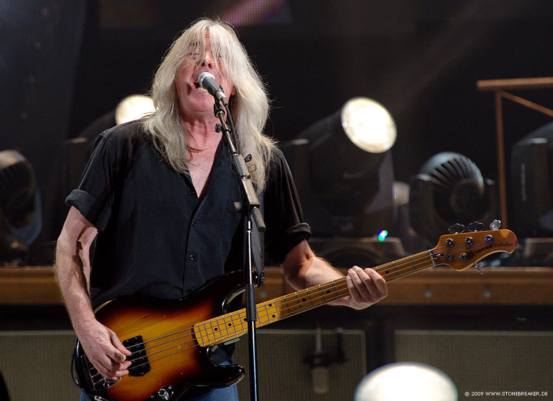 14 dicembre 1949 - nasce Cliff Williams
