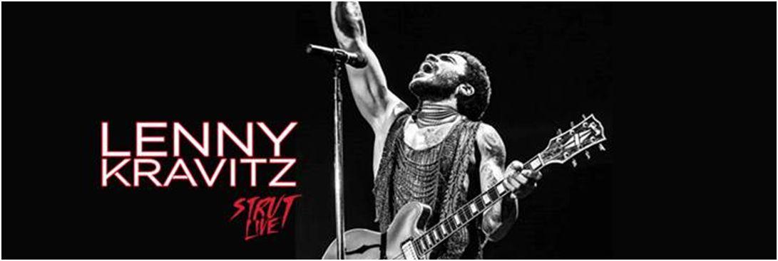 Lenny Kravitz: il 27 luglio al Rock in Roma 2015