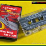 """10 dicembre 1987 - esce """"Surfing with the Alien"""" di Joe Satriani"""