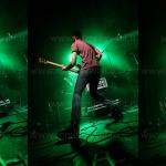 The Sunburst opening per Richie Ramone @ Jailbreak - 26 11 2014