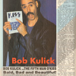 16 gennaio 1950 - nasce Bob Kulick