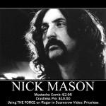 27 gennaio 1944 - nasce Nick Mason