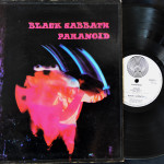 "7 gennaio 1971 - esce ""Paranoid"" dei Black Sabbath"