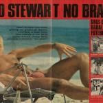 10 gennaio 1945 - nasce Rod Stewart