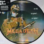 "19 gennaio 1988 - esce ""So Far, So Good... So What!"" dei Megadeth"