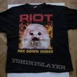 "9 febbraio 1981 - esce ""Fire Down Under"" dei Riot"