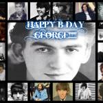 George Harrison | 25 febbraio 1943 – 29 novembre 2001