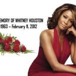 Whitney Houston | 9 agosto 1963 – 11 febbraio 2012