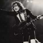 31 marzo 1955 - nasce Angus Young