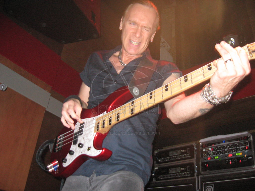 19 marzo 1953 - nasce Billy Sheehan