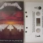 """3 marzo 1986 - esce """"Master of Puppets"""" dei Metallica"""