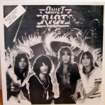 """2 marzo 1977 - esce """"Quiet Riot"""" dei Quiet Riot"""