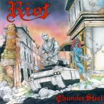"""24 marzo 1988 - esce """"Thundersteel"""" dei Riot"""