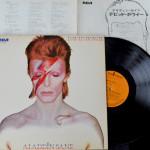 "13 aprile 1973 - esce ""Aladdin Sane"" di David Bowie"