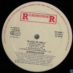 """17 aprile 1989 - esce """"Alice in Hell"""" degli Annihilator"""