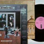 "20 aprile 1970 - esce ""Benefit"" dei Jethro Tull"