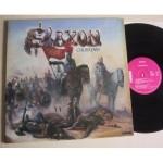 """16 aprile 1984 - esce """"Crusader"""" dei Saxon"""