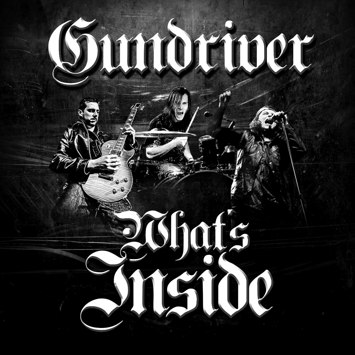 "Gundriver - ""What's Inside"""