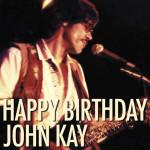 12 aprile 1944 - nasce John Kay