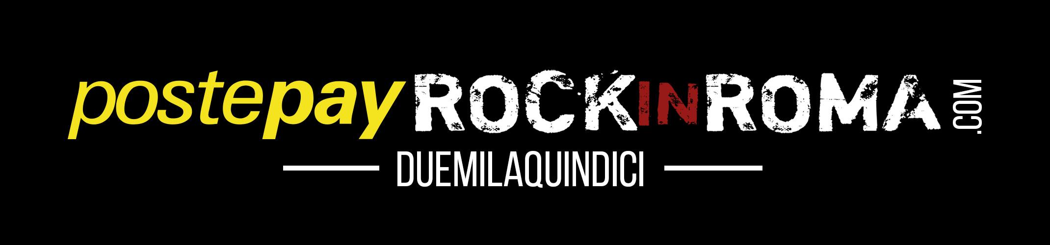 Rock in Roma 2015