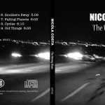 """Nicola Costa - """"The Wrong Blues"""" - Cover + Front"""