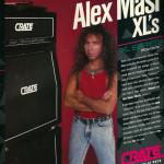 14 maggio 1969 - nasce Alex Masi