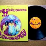 """12 maggio 1967 - esce """"Are You Experienced"""" della Jimi Hendrix Experience"""