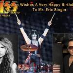 12 maggio 1958 - nasce Eric Singer