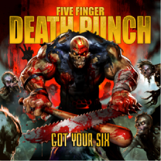 "Five Finger Death Punch - ""Got Your Six"" Cover"
