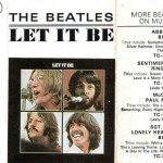 "8 maggio 1970 - esce ""Let It Be"" dei Beatles"
