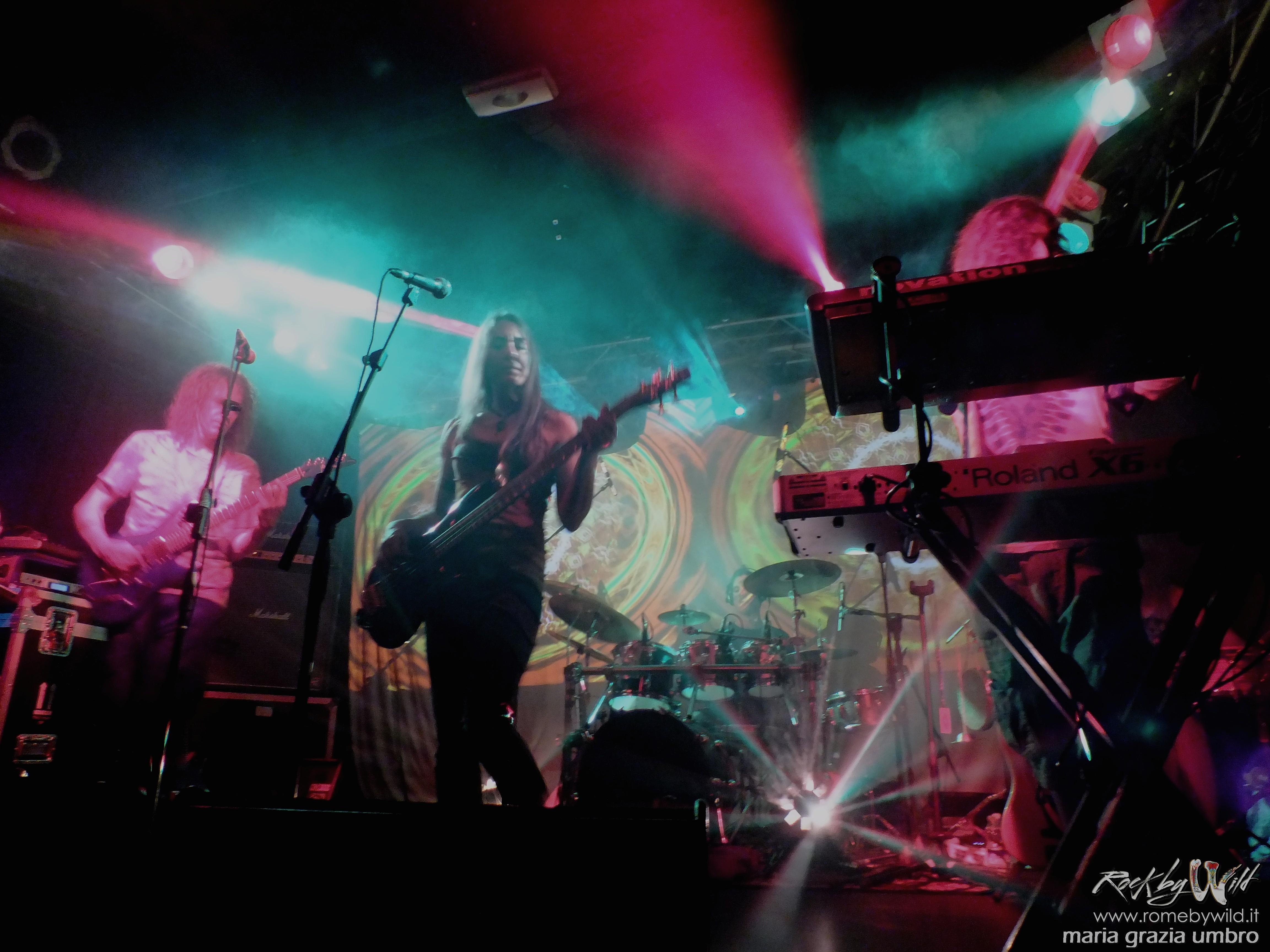 Ozric Tentacles + MantisMash + L'Ira del Baccano @ Planet - 05 05 2015