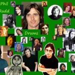 19 maggio 1954 - nasce Phil Rudd