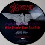 """14 maggio 1982 - """"The Eagle Has Landed"""" dei Saxon"""