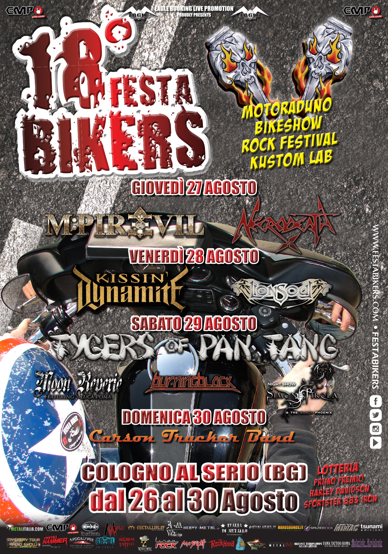 Festa Bikers 2015