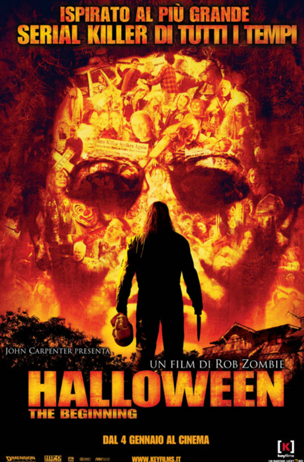 Halloween The Beginning Poster