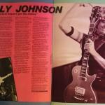 Kelly Johnson | 20 giugno 1958 – 15 luglio 2007