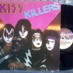 """15 giugno 1982 - esce """"Killers"""" dei Kiss"""