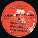 """22 giugno 1979 - esce """"Live Killers"""" dei Queen"""