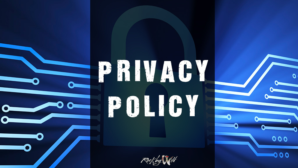 Privacy - Informativa di Rock by Wild