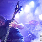 Stigmhate opening per Rotting Christ @ Traffic - 05 06 2015