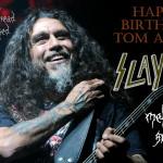 6 giugno 1961 - nasce Tom Araya