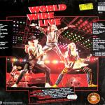 """20 giugno 1985 - esce """"World Wide Live"""" degli Scorpions"""